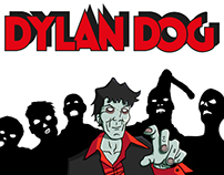 #1 Dylan Dog - Variant Cover