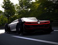 Volkswagen Game Car Contest 2014