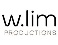w. lim productions graphic identity