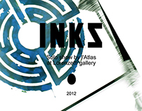INKZ - Solo show by l'Atlas