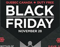 Black Friday Newspaper Advertisement