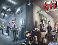 Pants OFF! Poster