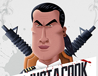 Steven Seagal / Casey Ribeck - I'm Just The Chef