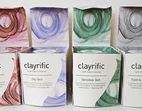 Clayrific/Branding
