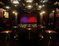 Modular Kit: Cabaret Theater and Bar