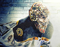 "NHL: 'Puckstoppers' 16x20"" Poster Print Series"