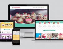 BunnieCakes Website