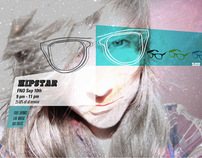 Hipstar Flyer Design