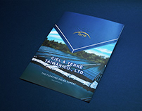 夏爾特拉太陽能 CIEL & TERRE TAIWAN CO., LTD. Brochure Design