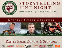 Backcountry Hunters & Anglers Event Promotion