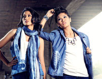 Lazuli Sarae Akulturapolis Campaign 2011