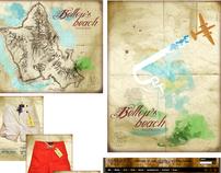Spring/Summer Promotional and Web Design work