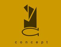 Concept Logo & Stationary
