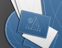 Horizon Logo & Stationary
