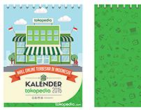 Tokopedia Calendar 2015
