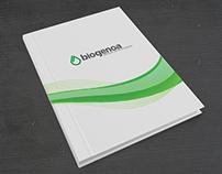Biogenoa | Graphic Design | 2012