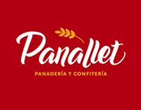 Panallet / Rediseño de marca