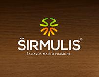 SIRMULIS logotype, brandbook, vehicle branding.