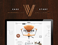 Velinac Office Furniture Website