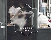 Andrew Adams - Barber Crew
