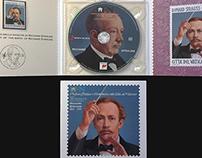 Richard Strauss CD package for Città del Vaticano