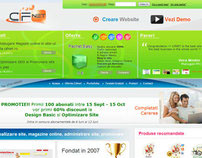 Business Website Builder CifNet.ro