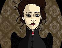 Vanessa Ives (fan art)