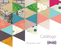 Catálogo Guadalajara Editora DSOP 2014