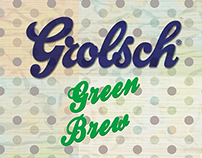 Grolsch Green Brew - Brewing App for Tablet