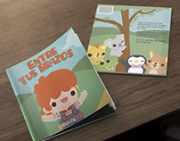 In your arms - Children Book