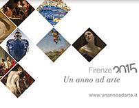 Firenze 2015 - Un anno ad arte