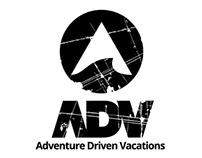 Adventure Driven Vacations Visual Identity