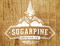 Sugarpine Brewing Co. | Branding, Marketing