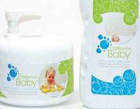 California Baby Packaging Re-Design