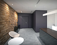 PRIVATE COMPANY OFFICE INTERIOR CONCEPT 02