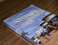Book Cover Design - Santarém Riverboat Town