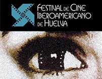 Poster designs for Latinamerican Film Festival