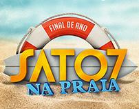 Logo Confraternização SATO7