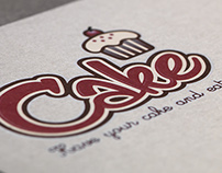 Cake | Branding, Packaging, POS