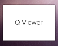 Q-Viewer - Desktop Application GUI