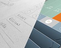 Volvo Kompass App