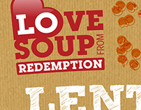 Love Soup | Branding, Packaging, Illustration