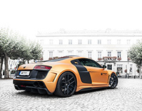 AUDI R8 - PRIORDESIGN