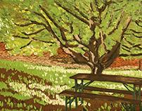 Garden of Love - The Tree