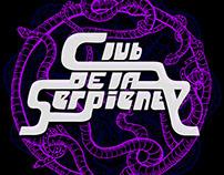 Logo y Lienzo Club de la Serpiente