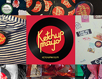 Ketchup Mayo ▶ Logo + other