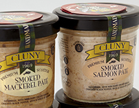 Cluny | Packaging, Branding