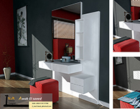 furniture design and presentation solutions & free hand