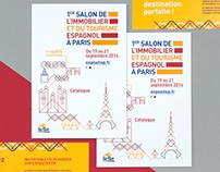 Premier Salon de l'Immobilier  et du Tourisme espagnol