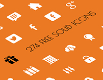 274 Vector Solid Icons for free